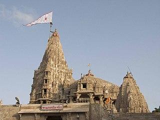श्री द्वारकाधीश मंदिर Dwarkadhish Temple