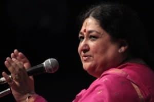 शुभा मुद्गल Shubha Mudgal
