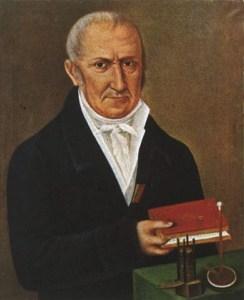 अलैसेंद्रो वोल्टा Alessandro Volta