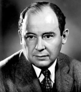 जॉन वॉन न्यूमन John von Neumann