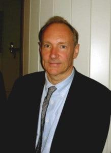 टिम बर्नर्स ली Tim Berners-Lee