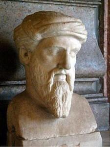 पाइथागोरस Pythagoras