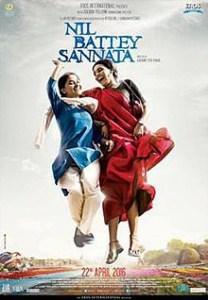 निल बट्टे सन्नाटा (फिल्म) Nil Battey Sannata