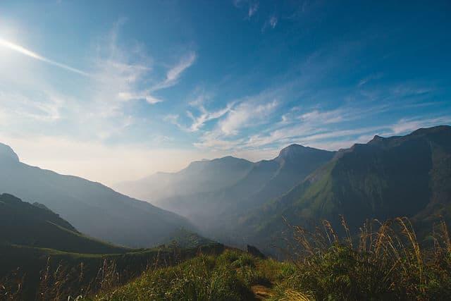पम्पदुम शोला नेशनल पार्क Pampadum Shola National Park