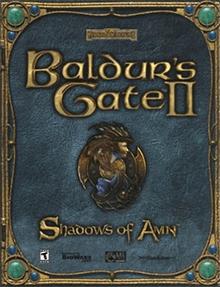 बाल्डुरस गेट II: शैडोज़ ऑफ अमन Baldur's Gate II: Shadows of Amn