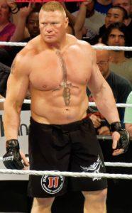 ब्रॉक लेसनर Brock Lesnar