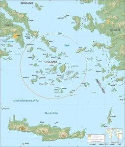 साइक्लेडिक संस्कृति Cycladic culture