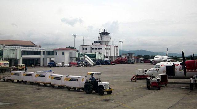 लोकप्रिय गोपीनाथ बारदोलोई अन्तरराष्ट्रीय हवाई अड्डा Lokpriya Gopinath Bordoloi International Airport