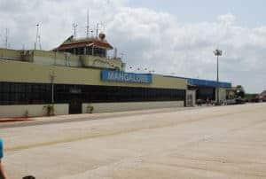मंगलौर अंतर्राष्ट्रीय हवाई अड्डा Mangalore International Airport