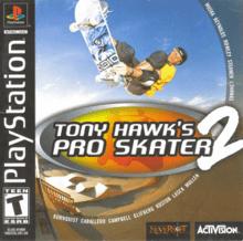 टोनी हॉकस प्रो स्केटर 2 Tony Hawk's Pro Skater 2