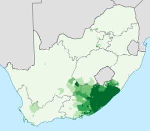 कोसा भाषा Xhosa language