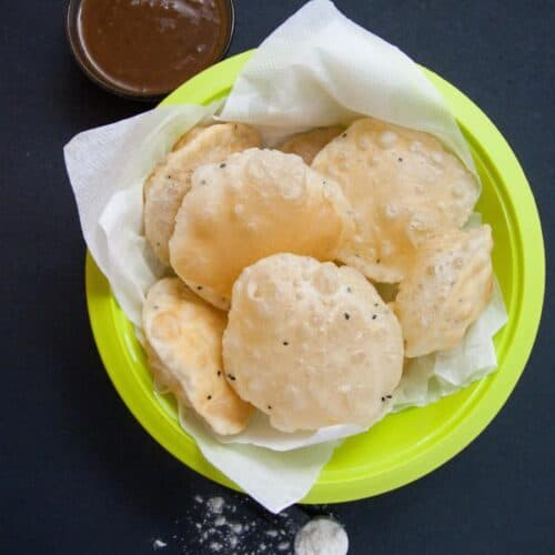 Plain Kachori Recipe