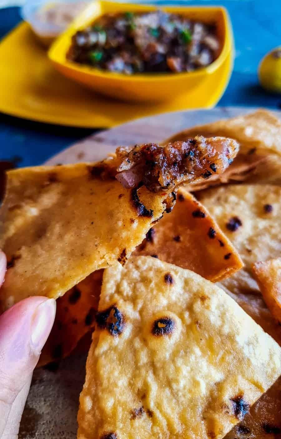 salsa recipe for nachos