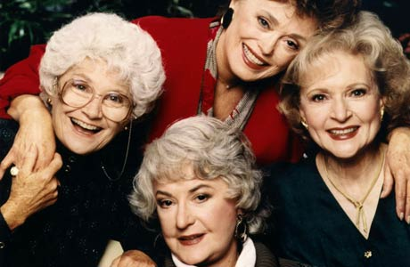 The Golden Girls > Sex in the City