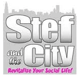 Stef and the City Takes Dating Offline