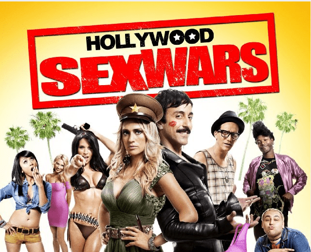 Hollywood Sex Wars. A Movie About… Errr… Sex