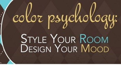 Infograph – Colors in Your Home Could Make Both of You Happier