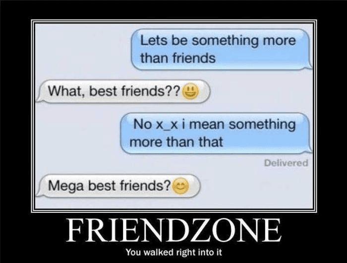 5 Ways to Avoid the Friendzone