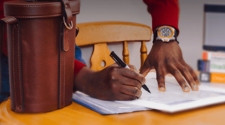 My Ex Made Me Sign A Relationship Contract