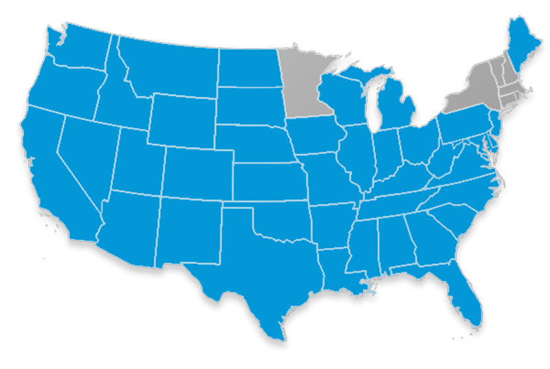 Liberty Bankers Insurance Group Life Insurance State Availability