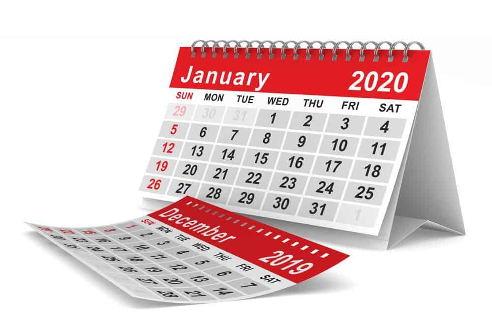 OEP runs from January 1 through March 31, 2020