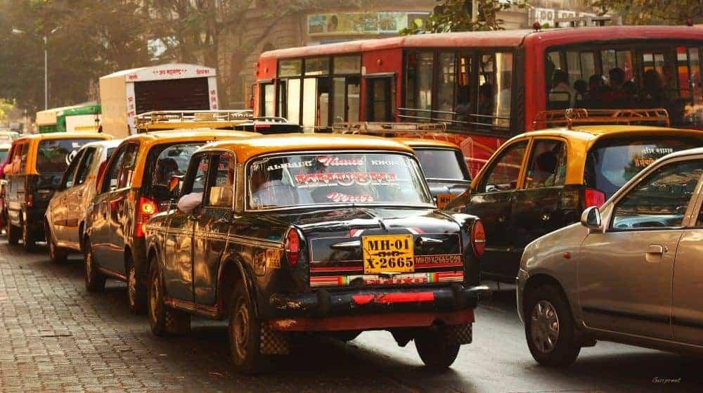 India Traffic