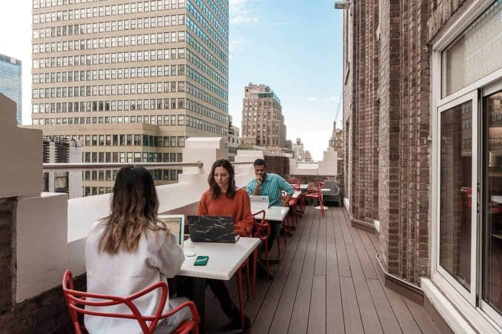 Workville Coworking New York City