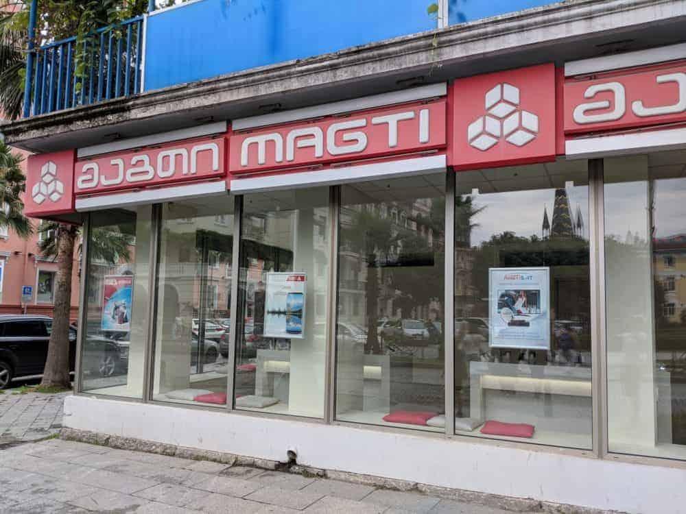 Magti store
