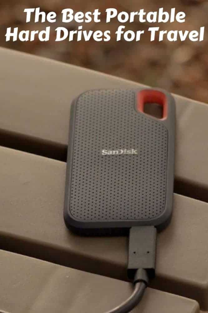 The best portable hard drives for travel