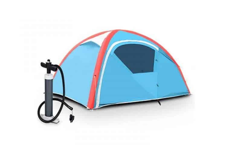 Tangkula Inflatable Tent: Definitive Review (2021)
