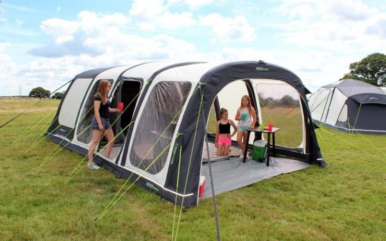 What Is The Best Inflatable Tent?
