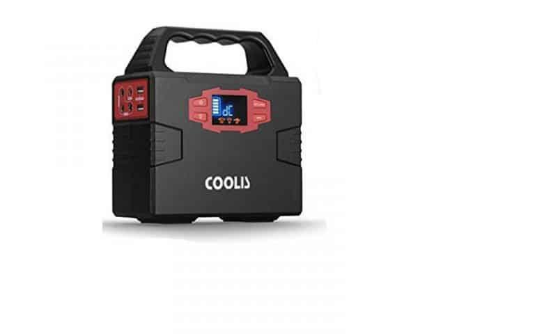Coolis 150wh Portable Solar Power Inverter Generator: Definitive Review (2021)