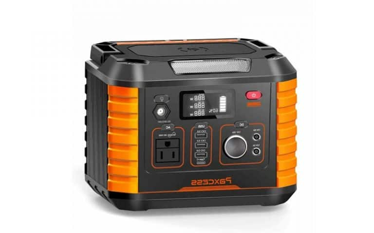 Paxcess Power Station: Definitive Review (2021) Portable Solar Generator