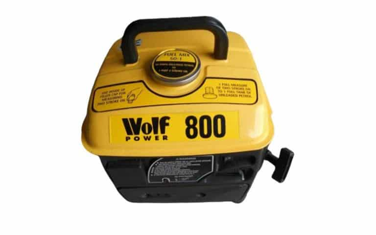 Wolf Generator (800w): Definitive Review 2021