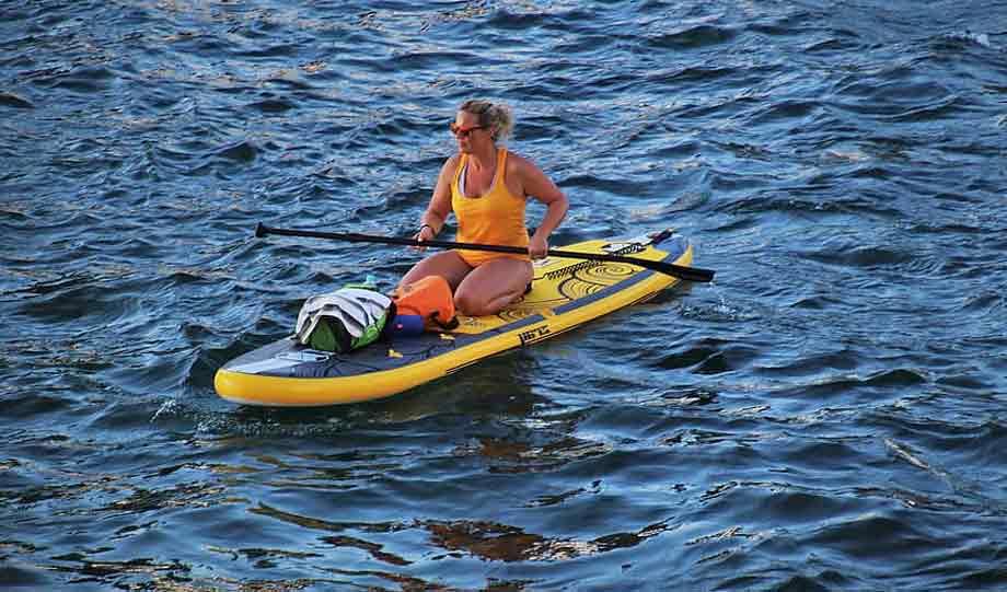 Best Fishing Paddle Board