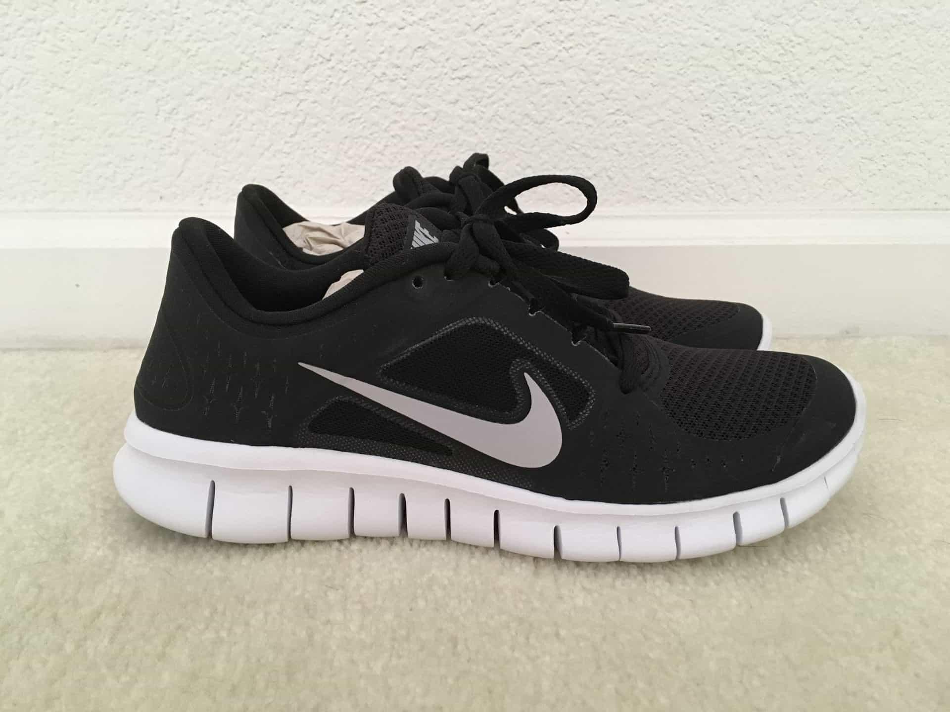 Nike Free Run 3 Travel Shoes