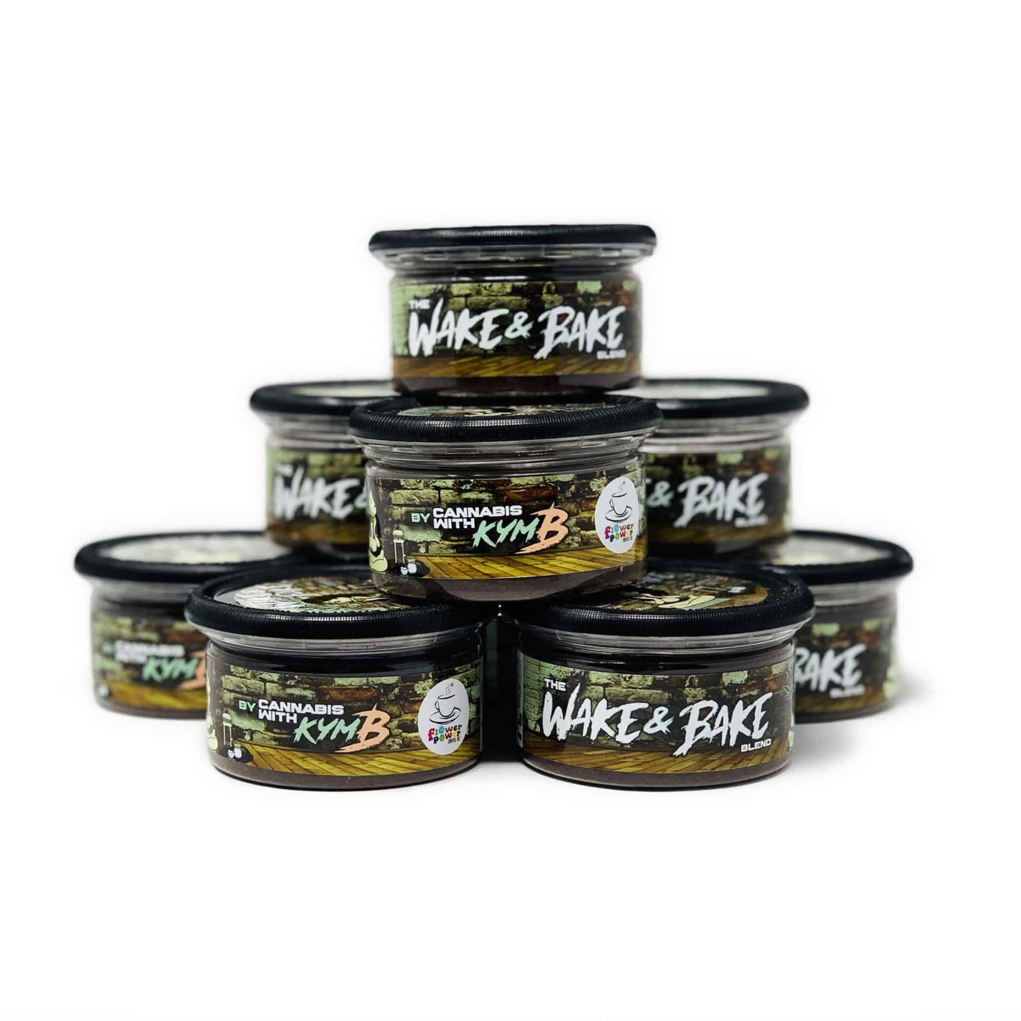 Wake & Bake CBD Coffee by CannabisWithKymB - 1 oz, 30 mg of CBD