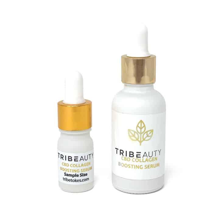 TRIBEAUTY CBD Collagen - Boosting Serum