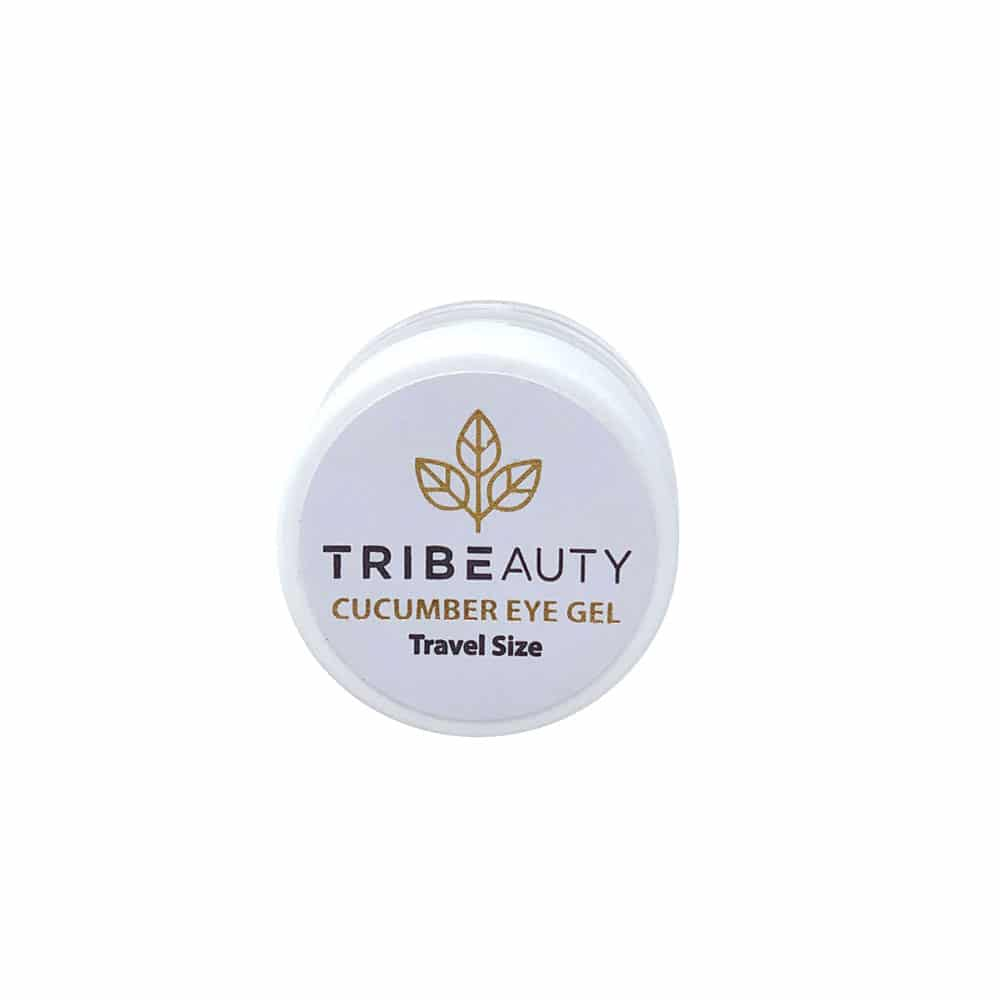 TRIBEAUTY CBD Cucumber Eye Gel - Travel Size