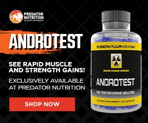 prohormone androtest