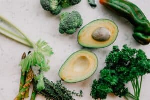 avocados, lentils, and broccoli. popular vegetables to help build muscle.