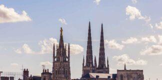 La tour pey Berland de Bordeaux