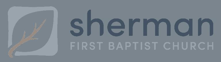 church logo: logo shermanfirstbaptist.png