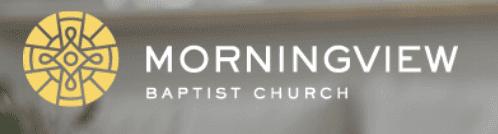 church logo: morningview baptist church logo.png