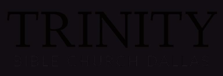 church logo: trinity bible church of dallas logo.png