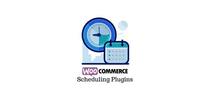 Plugins de planification WooCommerce