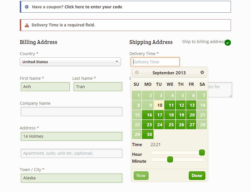 Plugins de date de livraison estimée WooCommerce