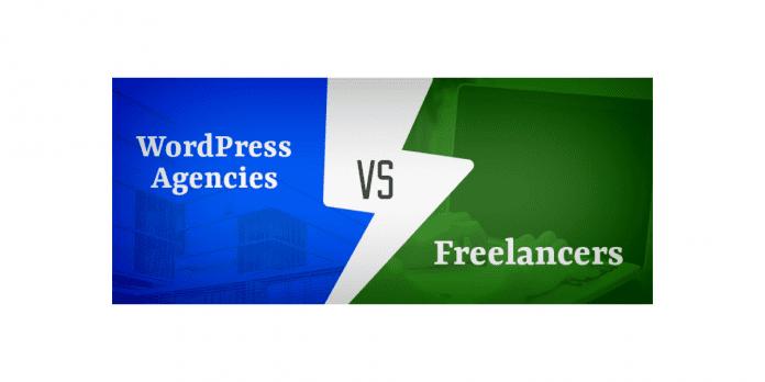 Agence WordPress Vs.  Pigistes