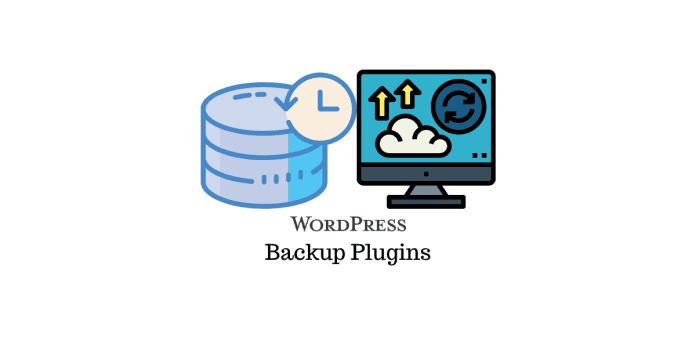 Plugins de sauvegarde WordPress