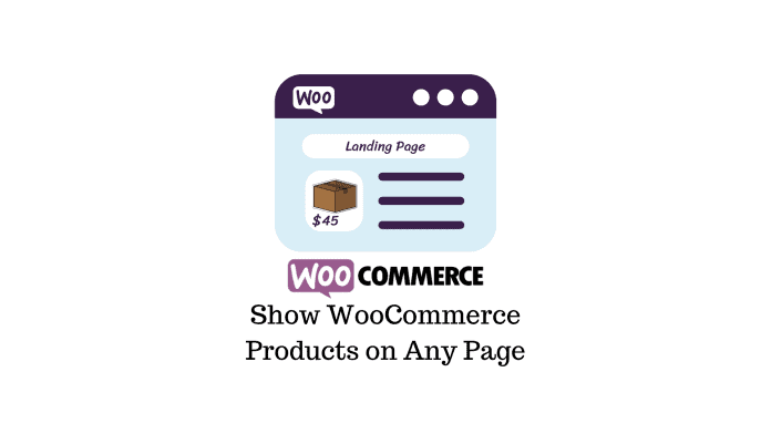 Comment afficher les produits WooCommerce sur n'importe quelle page (avec vidéo) 3